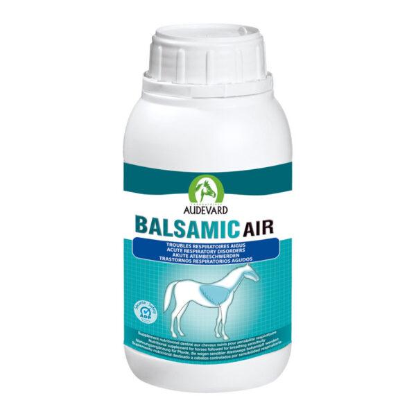 hoesten paard ademhaling supplement slijmen